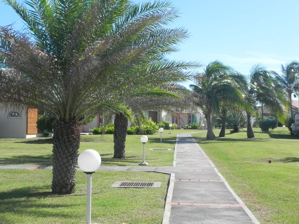 Parc de la résidence Crystal Beach