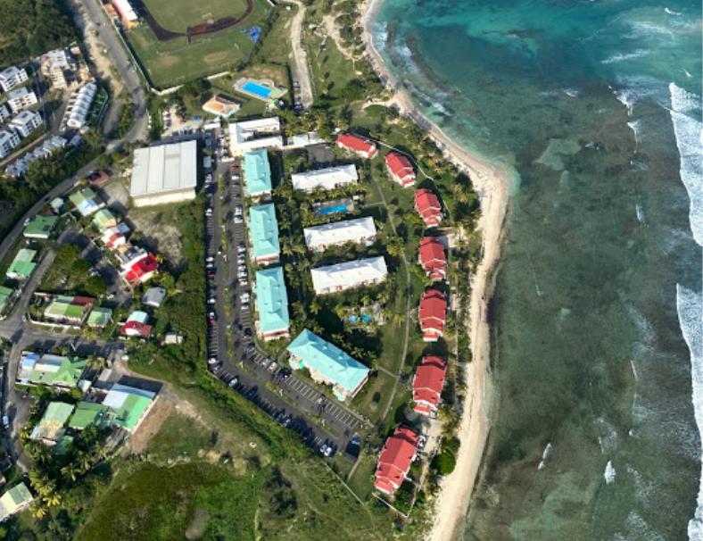 Résidence Crystal Beach Saint François Guadeloupe